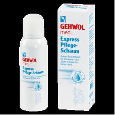 GEHWOL med Express-Pflege-Schaum