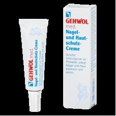 GEHWOL med Nagel- und Hautschutz-Creme 15 ml Tube